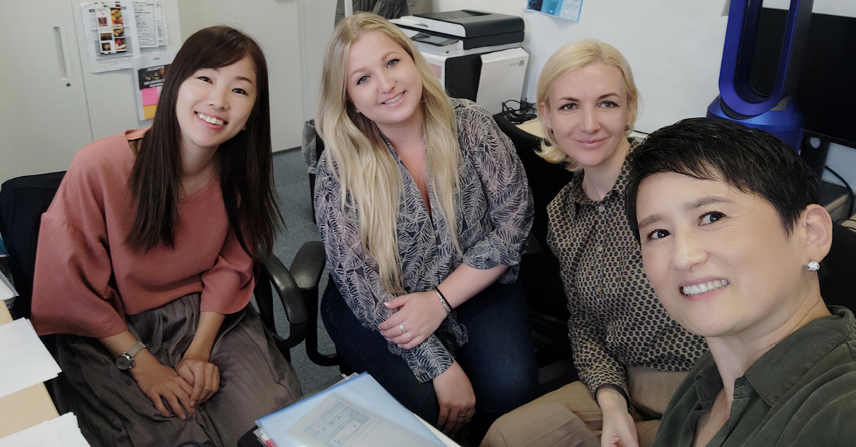 EPAMer Abroad: Grace Russo's Journey to EPAM Japan