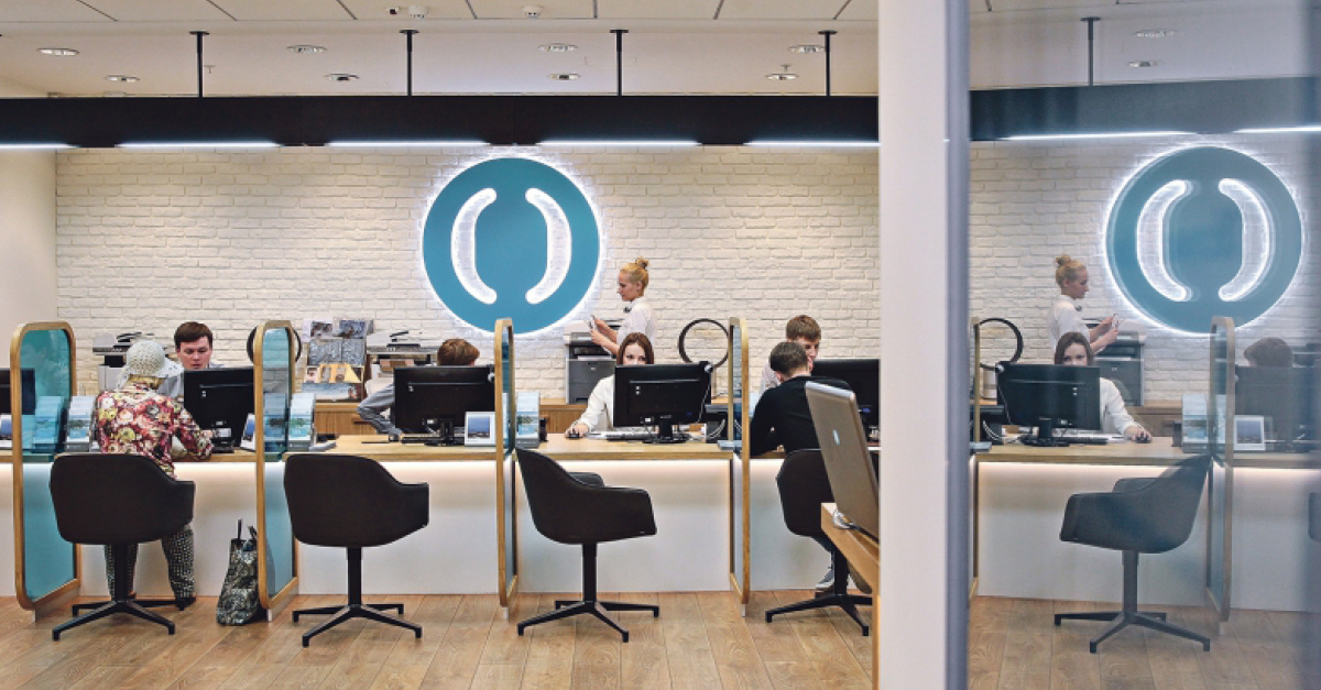 Otkritie Bank Enables Better Productivity through Digital Adoption