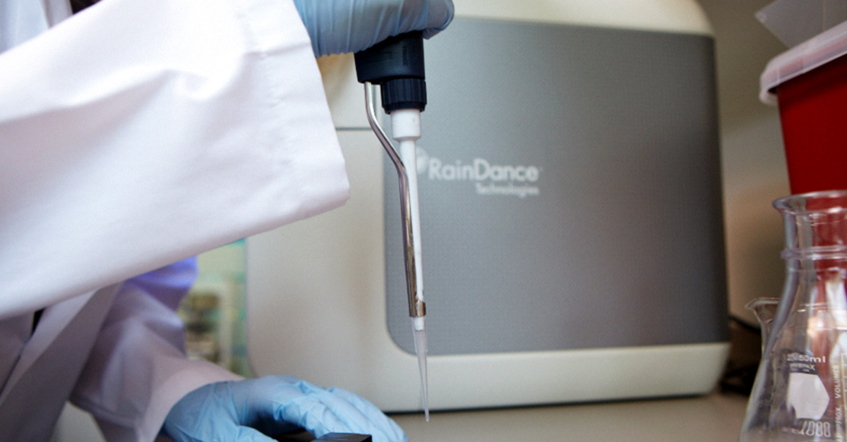 RainDance: RainDrop™ Digital PCR Service