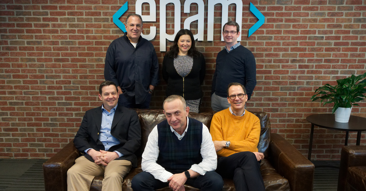 EPAM Leads Investment in $50 Million Regional GO Philly Fund