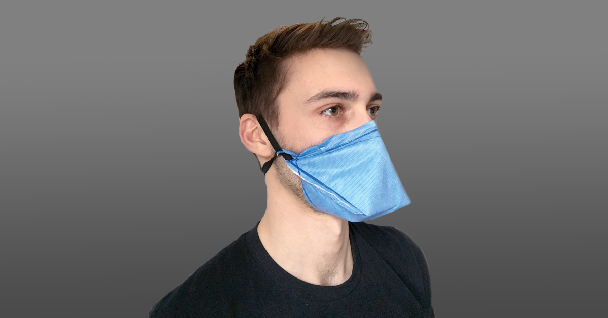 EPAM Introduces COVID-19 Protective Mask Designed by EPAM Continuum