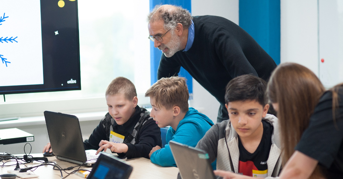 EPAM Supports Scratch Conference Europe to Advance Tech Education